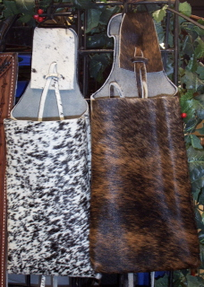 Water Bottle Holder-Cowhide